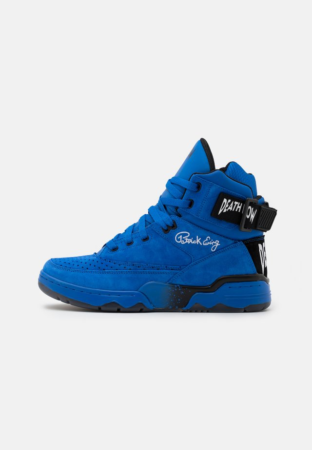 33 DEATH ROW - Sneakers hoog - blue
