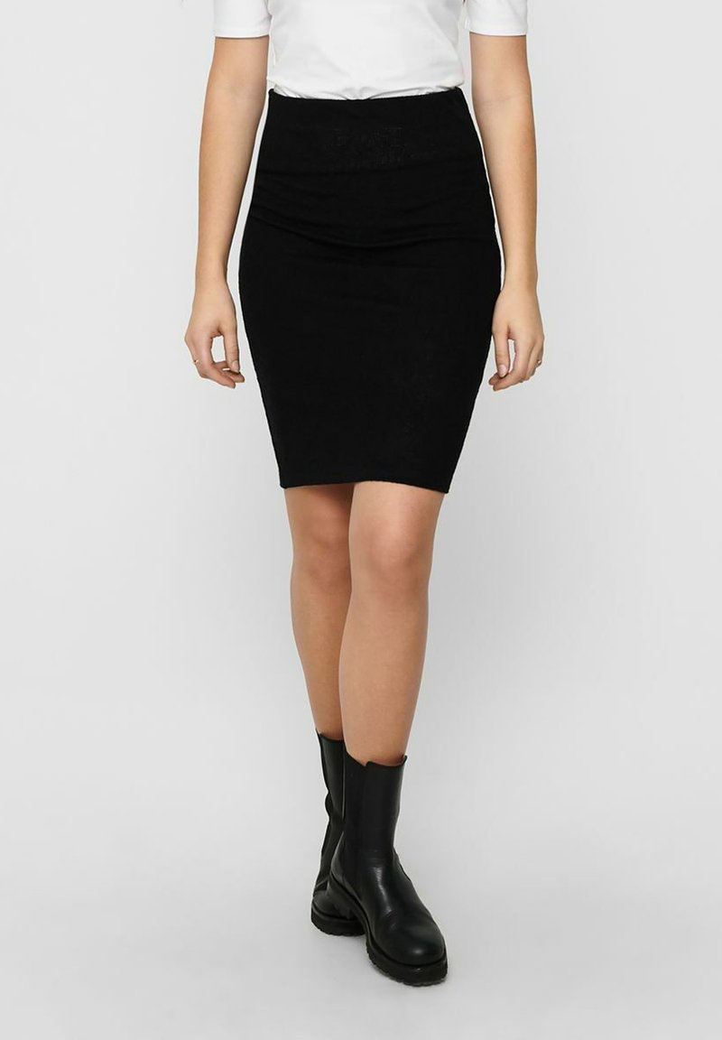 ONLY - Pencil skirt - black