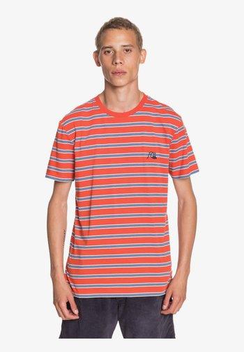COREKY - Print T-shirt - coreky blue yonder