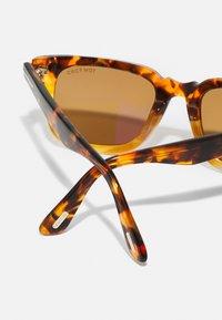 Tom Ford - UNISEX - Zonnebril - coloured havana/brown - 5