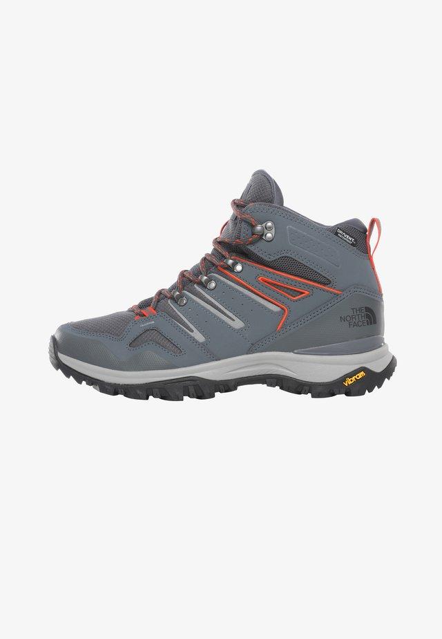 M HEDGEHOG FASTPACK II MID WP (EU) - Outdoorschoenen - asphalt grey/flare