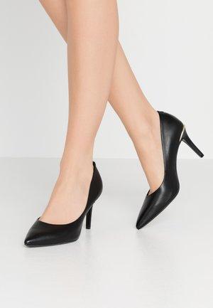 RANDI - Lodičky na vysokém podpatku - black