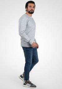 Solid - TARABO - Sweatshirt - light grey melange - 1