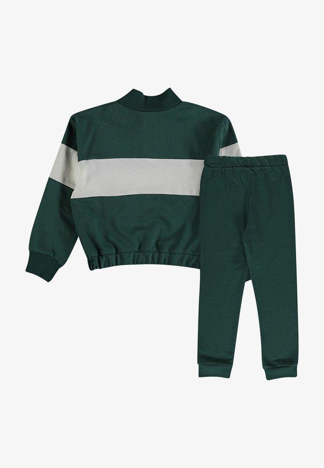 SET - Trainingspak - green