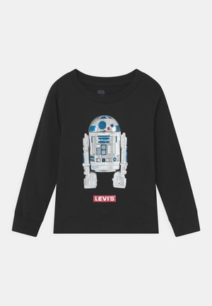 STAR WARS R2D2 UNISEX - Long sleeved top - black