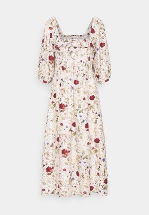 MATILDA DRESS - Robe d'été - ivory