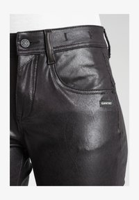 Gang - RELAXED FIT - Trousers - black - 3