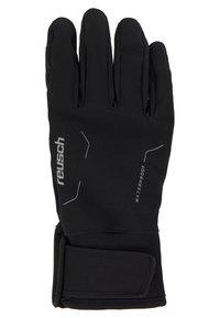 Reusch - REUSCH DIVER X R TEX® XT - Gloves - black/silver - 3