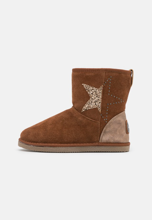 CHAMONIX - Bottines - camel