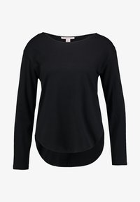 Anna Field - BASIC - Langærmede T-shirts - black - 4