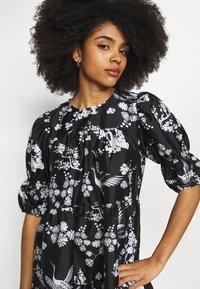 Vero Moda Petite - VMASIA DRESS  - Sukienka letnia - black - 5
