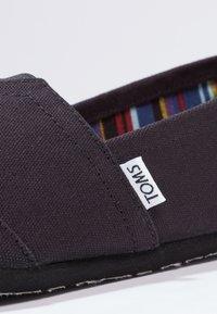 TOMS - Slip-ons - black - 8