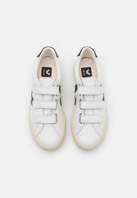 Veja - 3 LOCK LOGO - Baskets basses - extra white/black - 5