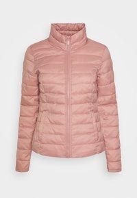 ONLNEWTAHOE QUILTED JACKET - Light jacket - burlwood