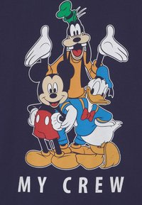 Staccato - DISNEY MICKEY MOUSE MICKEY & FRIENDS 3 PACK - Longsleeve - dark blue/mottled grey/off-white - 3