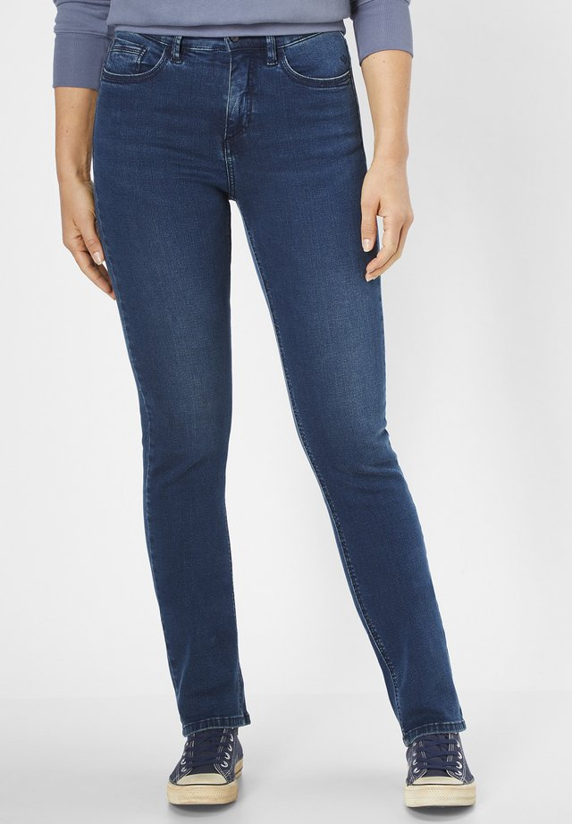 KATE - Straight leg jeans - dark blue