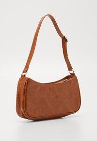 Monki - ODESSA BAG - Käsilaukku - brown - 1