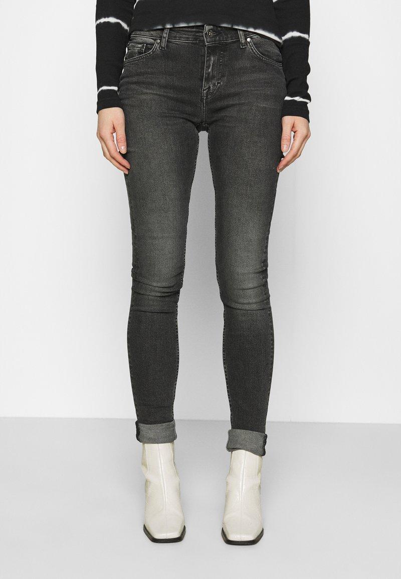 Tiger of Sweden Jeans - SLIGHT - Skinny džíny - black