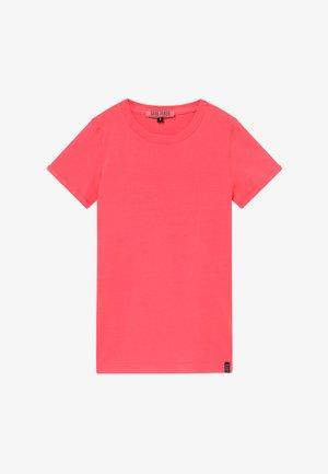 KIDS IRVY - T-shirt print - neon pink