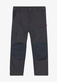 TrollKids - HAMMERFEST PRO SLIM FIT UNISEX - Outdoor trousers - dark grey - 2