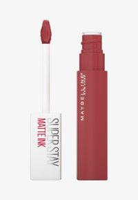 Maybelline New York - SUPER STAY MATTE INK - Liquid lipstick - initiator - 0