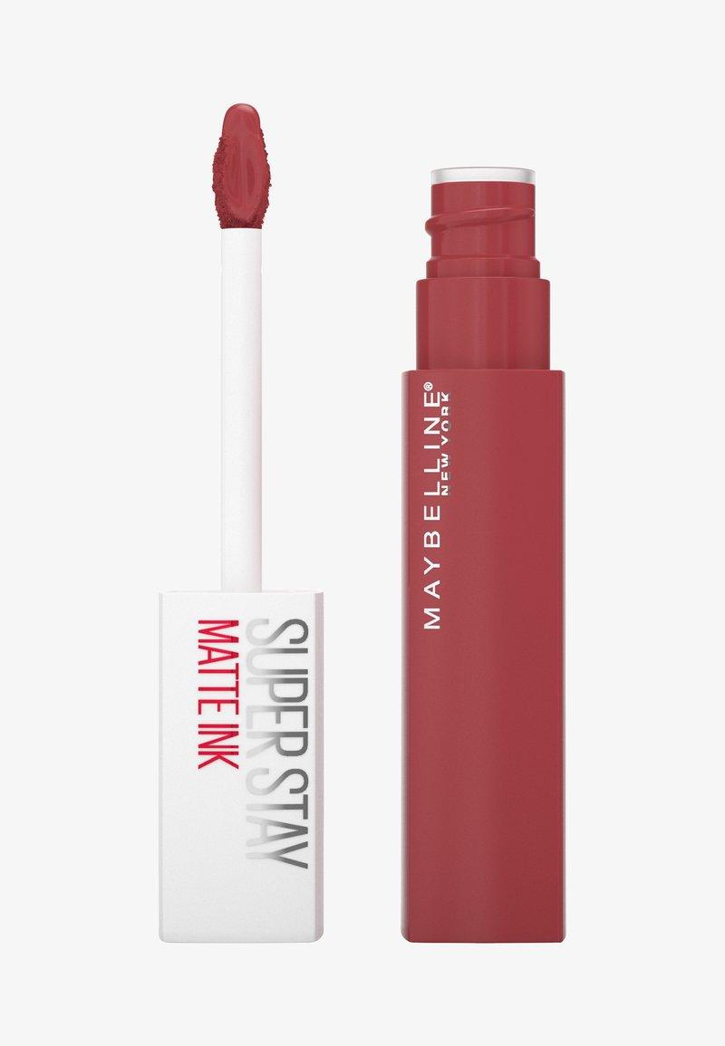Maybelline New York - SUPER STAY MATTE INK - Liquid lipstick - initiator