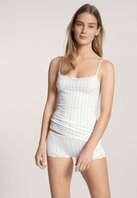 Calida - PANTY, LOW CUT - Pants - white - 1