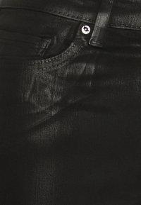 AllSaints - DAX JEAN - Jeans Skinny Fit - coated black - 2
