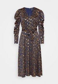 YAS - YASSKYRA MIDI DRESS - Day dress - sky captain - 0