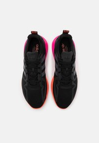 adidas Originals - ZX 2K FLUX SPORTS INSPIRED SHOES UNISEX - Sneakers - core black/grey six/shock pink - 3