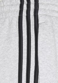 adidas Performance - 3 STRIPES  ESSENTIALS - Pantaloni sportivi - medium grey heather/black - 2
