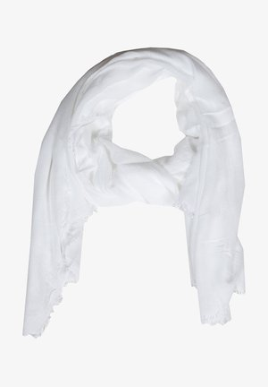 Scarf - weiß
