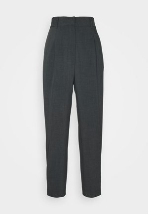 LOGAN PANTS - Trousers - dark grey