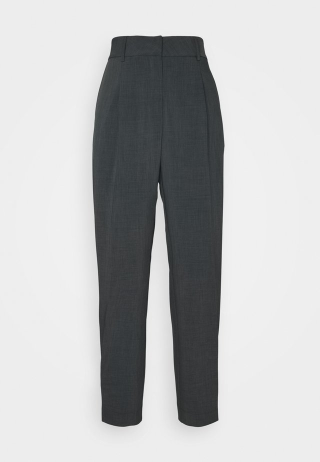 LOGAN PANTS - Pantalones - dark grey