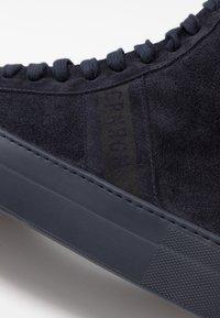 Copenhagen - Höga sneakers - navy - 2
