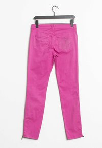 Versace - Straight leg jeans - pink - 1