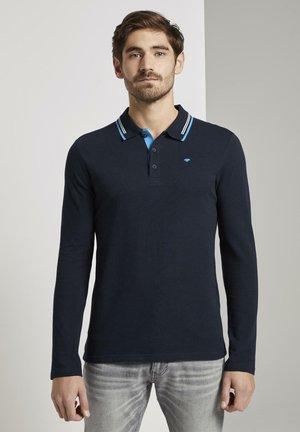 SPORTLICHES  - Polo shirt - sky captain blue