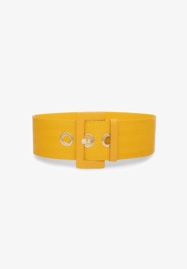 DECO - Ceinture - giallo/oro chiaro
