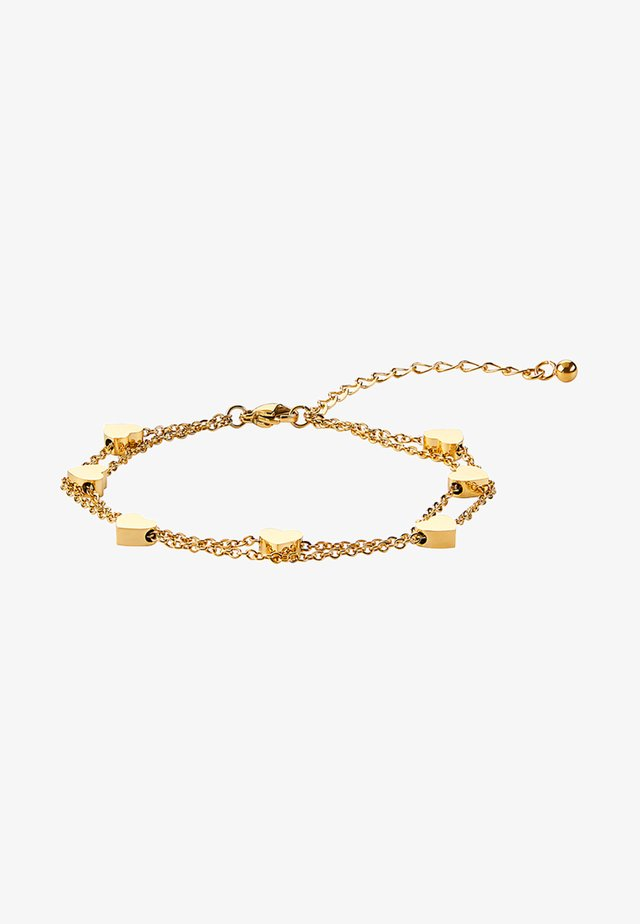 HERZ  - Armband - gold-coloured