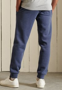 Superdry - Tracksuit bottoms - princedom blue marl - 2