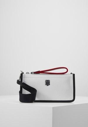BINDING CROSSOVER - Clutches - white