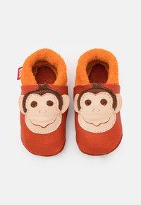 POLOLO - KING LUI UNISEX - First shoes - orange/mango - 3