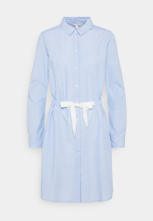 DRESS - Shirt dress - light blue