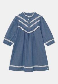 Tartine et Chocolat - ROBEA - Denim dress - bleu chambray - 0
