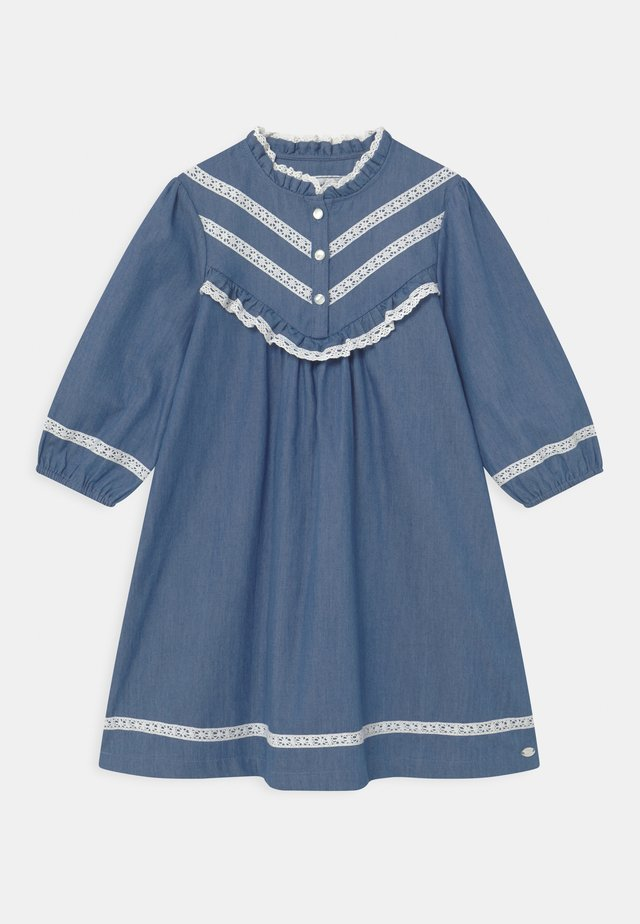 ROBEA - Denim dress - bleu chambray
