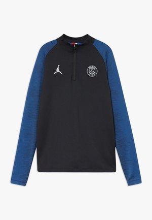 PARIS ST. GERMAIN STRIKE - Club wear - black/hyper cobalt/white