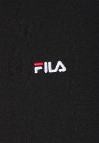 Fila - EBEN HOODY - Mikina - black - 2