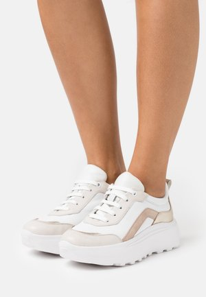 NEON AVE - Trainers - white/beige