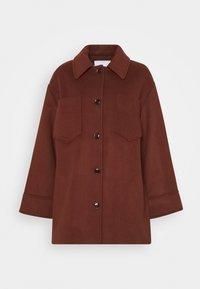 Samsøe Samsøe - DIONE - Short coat - cinnamon - 0