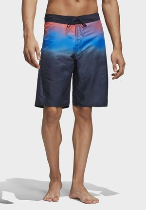 FADING TECH BOARD SHORTS - Swimming shorts - blue